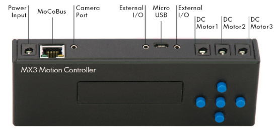MX3 Motion Controller